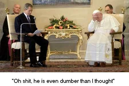 una de bush, ya medio viejo... 20051127105650-bush-pope